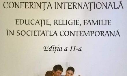 """Specialiști în psihologie și numeroși reprezentanți ai clerului bisericesc dezbat la Beclean conceptul de familie. Totul, în cadrul Conferinței Internaționale """"Educație, Religie, Familie în Societatea Contemporană"""", ediția a II-a"""