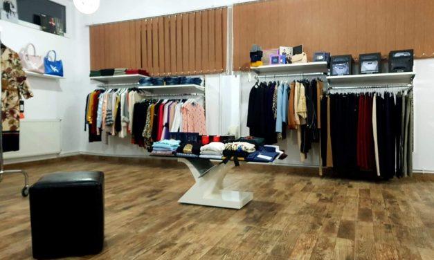 Cum arată Milenium, cel mai nou magazin din Beclean cu produse de brand – FOTO