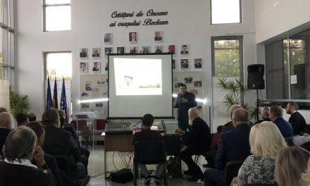 """Care sunt cele zece proiecte aflate în derulare la Beclean, prezentate în cadrul evenimentului """"Administrație pentru comunitate"""""""