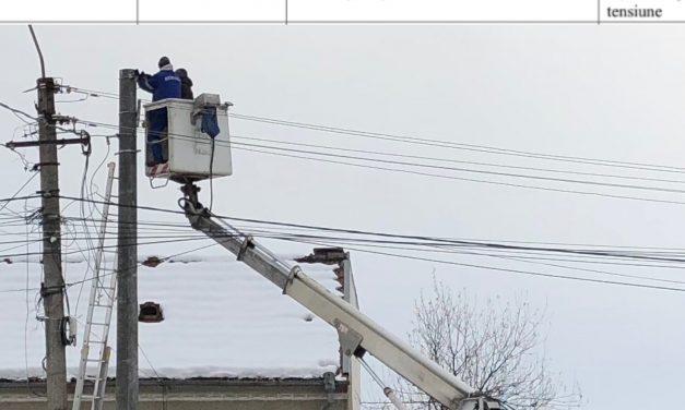 Anunț important! Locuitorii străzilor Mihail Kogălniceanu și Gheorghe Doja vor rămâne fără energie electrică timp de mai multe zile. Iată de ce