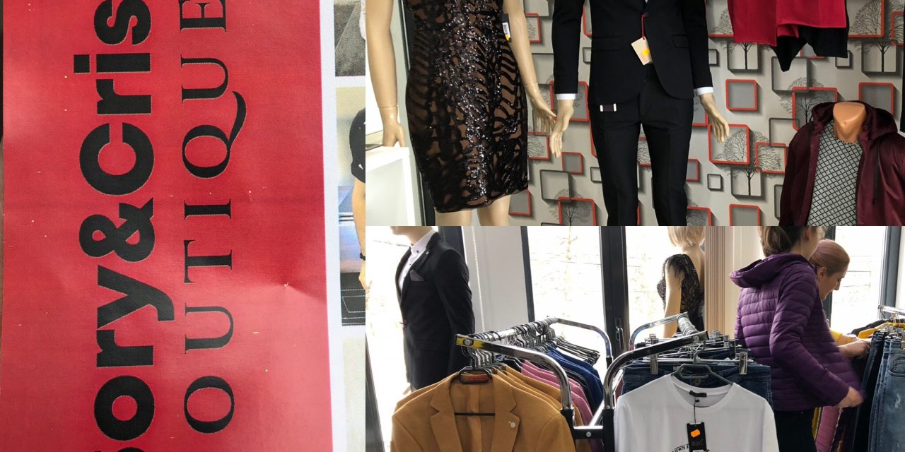 Sory&Cris Boutique, un nou magazin de haine la Beclean. Se găsesc articole vestimentare la prețuri foarte bune – FOTO
