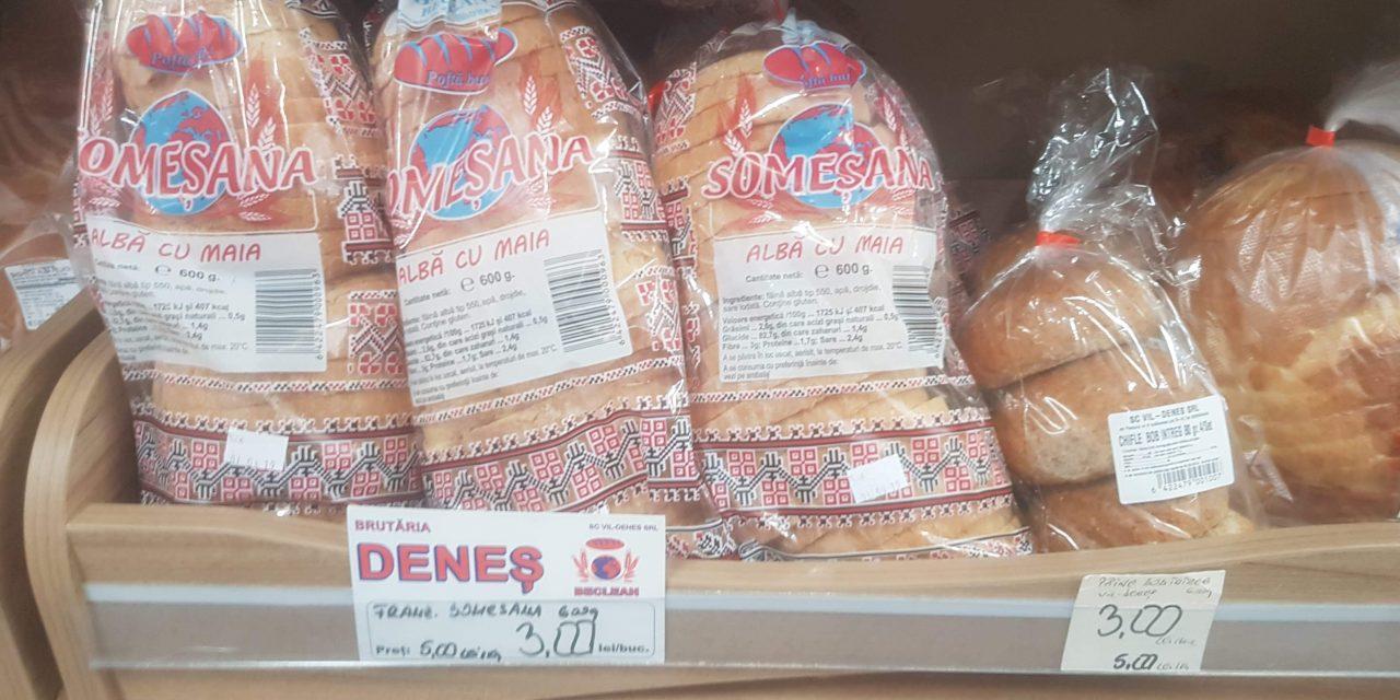 Brutăria Deneș lansează o gamă nouă de pâine fără aditivi: chiflele bob întreg și franzela Someșana cu maia