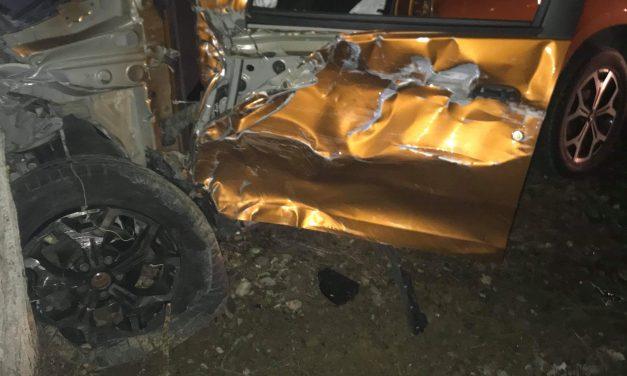 Accident la Cristeștii Ciceului. Un autoturism de teren și un TIR s-au ciocnit. Șoferul vinovat, un tânăr de doar 19 ani