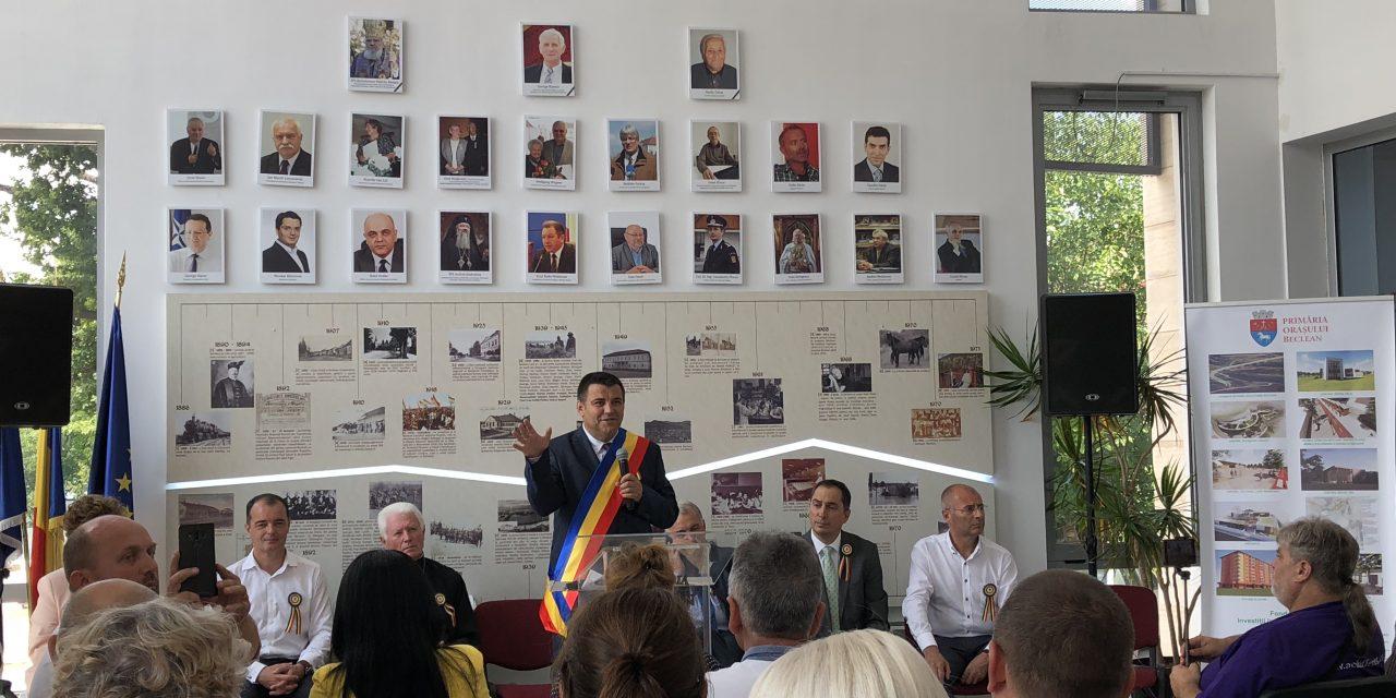 Cum a fost deschiderea oficială a Zilelor Orașului Beclean 2019. Ce mesaje le-au transmis oficialitățile prezente tuturor beclenarilor