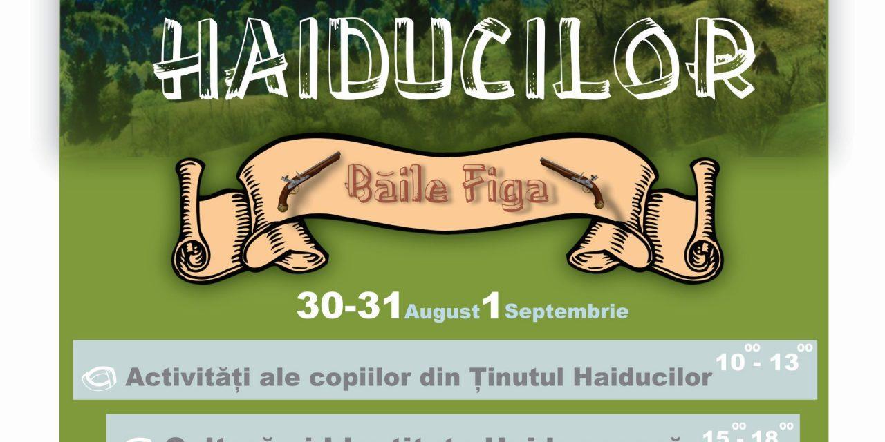 """Invitație la """"Sărbătorile Haiducilor"""", eveniment organizat în perioada 30 august – 1 septembrie pe platoul de lângă Băile Figa – FOTO"""