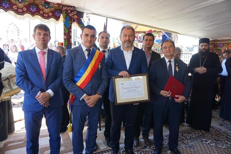 Filă de istorie scrisă la Căianu Mic! Comunitatea a asistat în număr mare la resfințirea Bisericii Ortodoxe din Căianu Mic