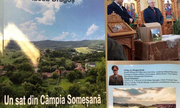 """Monografia intitulată """"Un sat din Câmpia Someșană FIGA"""", lansată în prezența a peste 100 de fii ai satului- FOTO"""