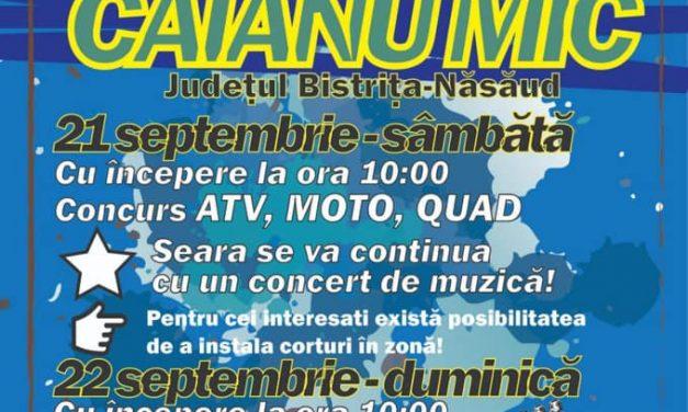 Primul concurs de off-road la Căianu Mic. Mesajul transmis de către primarul Paul Știr – FOTO