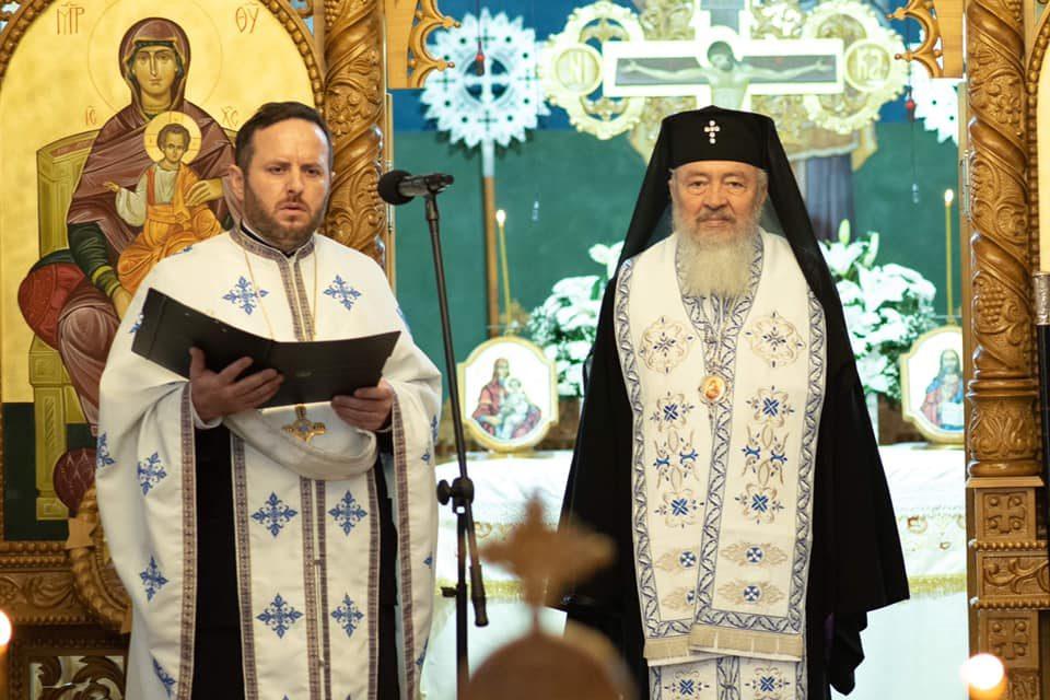 Preotul Dragoș Cristian este noul Protopop al Becleanului. Numirea oficială a avut loc în prezența Mitropolitului Andrei Andreicuț
