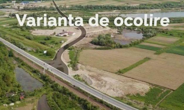 Primăria Beclean a primit undă verde din partea oficialilor Consiliul Interministerial de Avizare Lucrari Publice de Interes National si Locuinte pentru începerea construcției Variantei de Ocolire a orașului